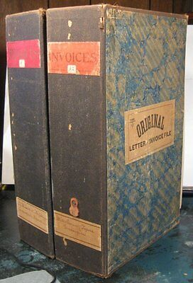 Lot of ca. 1900 genealogical research papers, Low family, Gloucester Mass.