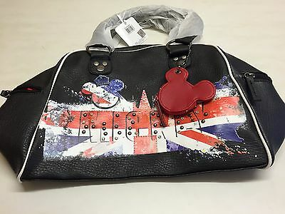 Disney Mickey Mouse Bag * New With Tags * Union Jack Minnie Mouse