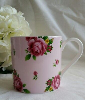 ROYAL ALBERT New country roses coffee cup /mug