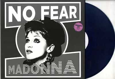 "Madonna - No Fear Promo Edition Colour Vinyl 12"" / Lp + Poster (Only 30 Made)"