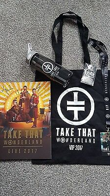 Take That VIP Wonderland