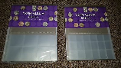 plastic coin holders