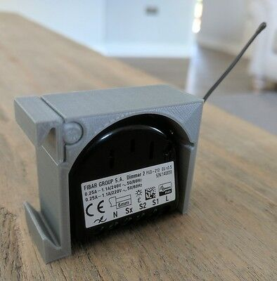 Fibaro Relay/Dimmer DIN Rail Mount