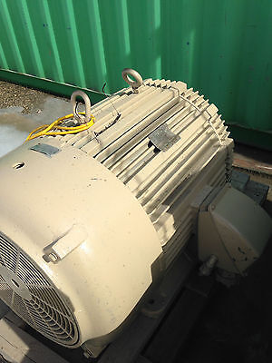 Westinghouse 200 Hp Electric Motor