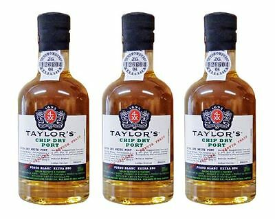 Taylors Chip Dry Port 20cl Case of 3 (3x20cl)