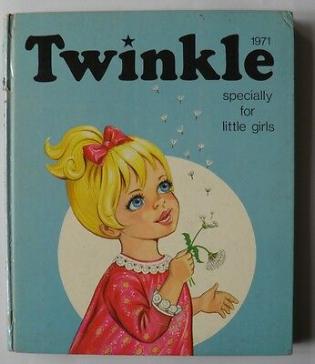 Twinkle Comic Annual 1971 First Edition