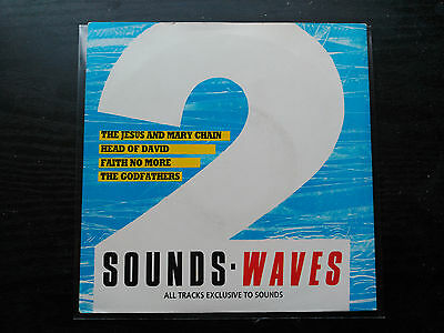 Ep Various - Sounds Waves 2 - Uk 1988 Nm