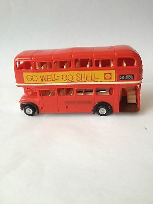 triang minic motorways m 1545 double decker bus In  Good Working Condition