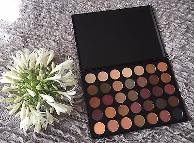Morphe 35F Fall into Frost Palette- IN STOCK 100% AUTHENTIC BNIB FREE POST