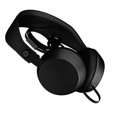 Genuine COLOUD The Boom transitions Headphones with Mic & Remote (Solid Blacks)