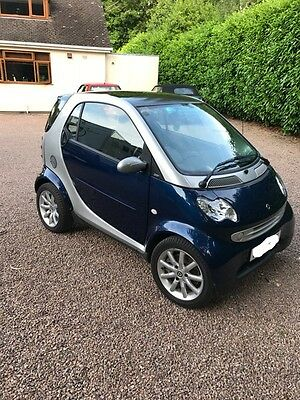 "2006 Smart ""City Passion"" Very low miles"