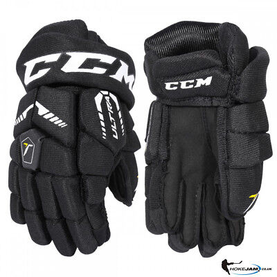 CCM ULTRA TACKS Ice Hockey Gloves Size Youth Hokejam.co.uk