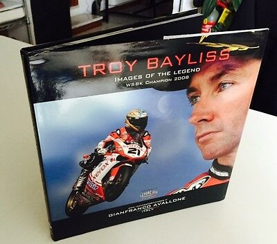 -50% Troy Bayliss Images Of The Legend - Libro Fotografico Ducati Superbike