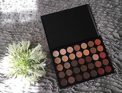 Morphe 35O Colour Nature Glow Palette-IN STOCK 100% AUTHENTIC BNIB FREE POST