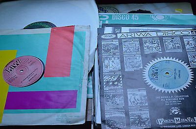 Job lot of 20 reggae /dancehall 12 inch  Records  VG to  VG+