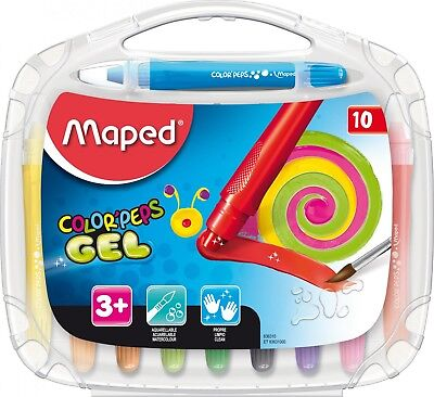 MAPED Gelmalstift Color'Peps GEL, 10 St. in Blisterbox