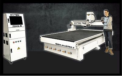 CNC MACHINE Router Table- HYTEK TOOLS Sign Master II