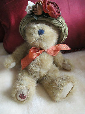 """The Boyds Collection Ltd T.J's Best Dressed Collection """"Sage Leafowitz"""" Bear"""