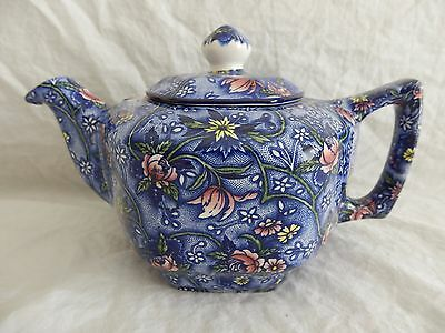 Ringtons Chintz Small Teapot by James Sadler & Son
