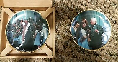 Wizard of Oz Hamilton Collection plates lot of 8