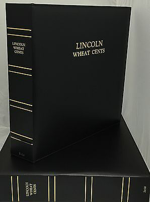 CAPS Album Lincoln Wheat Cents for Air-Tite Coin Capsules 2010