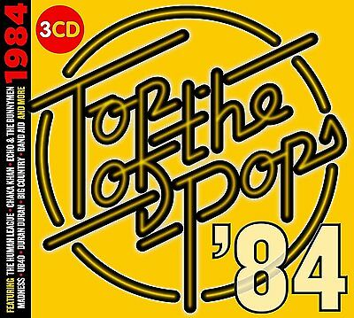 Top Of The Pops 1984 3 Cd Set