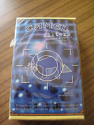 Camel  Zigaretten LOVEPARADE TECHNO Camel SPECIAL EDITION from Germany 1996