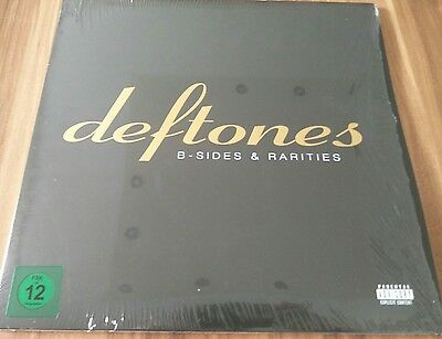 Deftones B-Sides & Rarities RSD Gold Colored DVD