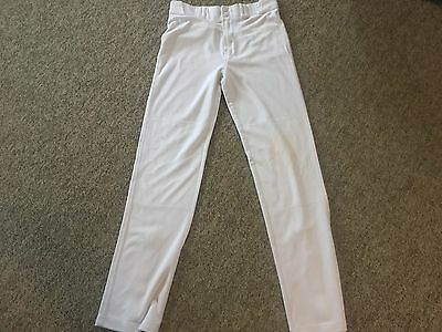 Eastbay Youth XL White Baseball Pants - Great Condition