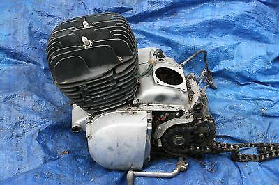1971 Kawasaki F9 350 Bighorn Oem Engine Part's Only !!  //free Shipping.//