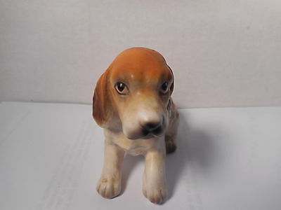 Vintage Cocker /English Springer Spaniel Porcelain/Ceramic Dog Figurine  C-6537