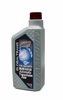 Champion Global Trans Synthetic Transmission Fluid 4357H Case of 6 quarts.