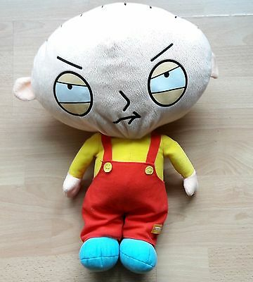 "Stewart Gilligan ""Stewie"" Griffin from Family Guy Soft Toy Plush Stuffed Animal"