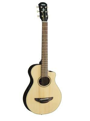 YAMAHA APX T2 3/4 Travel Size ELECTRO-ACOUSTIC GUITAR – NATURAL
