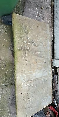 100 year old york stone fireplace hearth