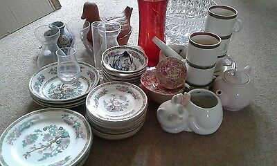 Job Lot of China,Crockery and Glass