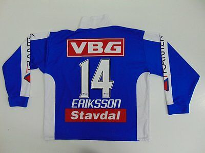 2005 2010 Pro Touch IFK Vanersborg home shirt jersey football long sleeve 7 #14
