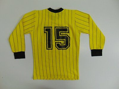 1995 2000 Sportjohan Kagedalens AIF away shirt football old long sleeve 12y #15