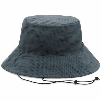 timeless design b4eb4 f7dbc UA Men s Switchback 2.0 Bucket Hat New Black Stealth Gray (1274037) FREE  POSTAGE