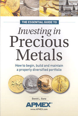 Krause - Investing In Precious Metals  - New Copy - Free Shipping   #kp-Ipm