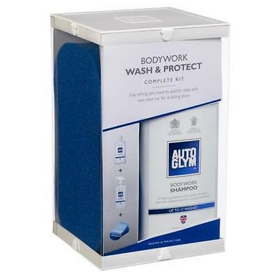 Autoglym Perfect Bodywork Wash & Protect Car Care Kit