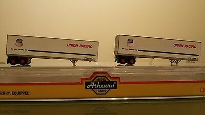 Athearn Rimorchi 40' Union Pacific Scala N