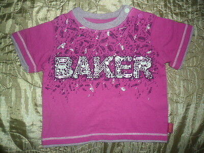 Ted Baker Boys  T-shirt Summer/ Holiday   0-3 Months