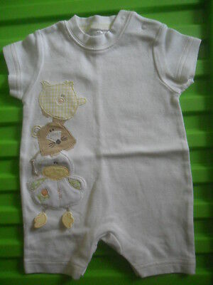 Next Baby Boys  Romper summer Animals 1 Month