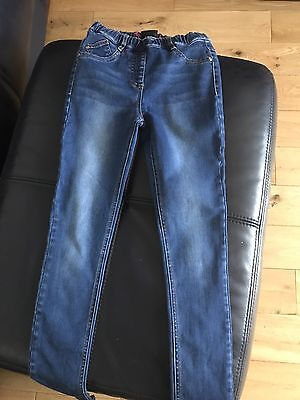 Next  Girls Jeans Age 10 Years