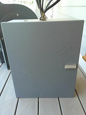 2 Door Air Shower Controller, 24v, ASCO Enclosure Cleanroom Passthrough, Timer