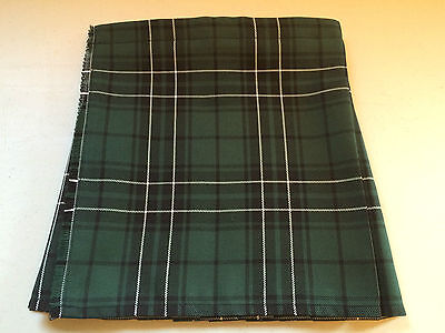 New MacLean Tartan Baby Kilt  0-3 months to 2-3 y (Waist & Length Sizes Given)