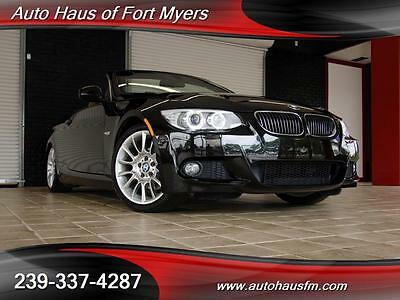 2011 BMW 3-Series 328i Convertible Ft Myers FL We Finance & Ship Nationwide ///M Sport/Premium/Cold Weather Pkg Nav 6-Speed
