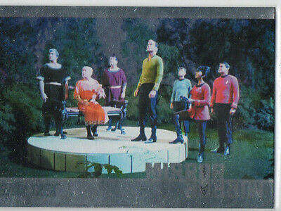 Star Trek TOS 50th Anniversary - Lot Of 25 different Mirror Mirror chase cards