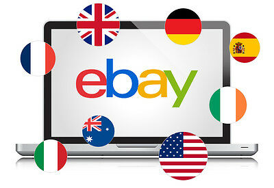 2 X eBay Established Selling accounts with stock over £5500 New Online Business